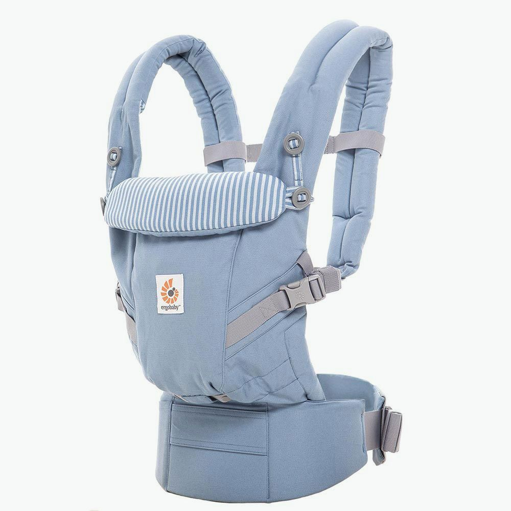 Ergobaby Adapt 3 position Carrier in Azure Blue