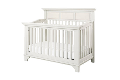 Million Dollar Baby Arcadia 4-in-1 Crib in Dove White