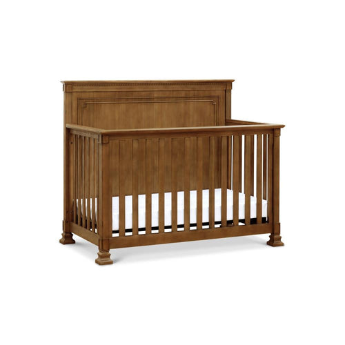 Franklin & Ben Nelson 4 in 1 Convertible Crib in Rustic Natural