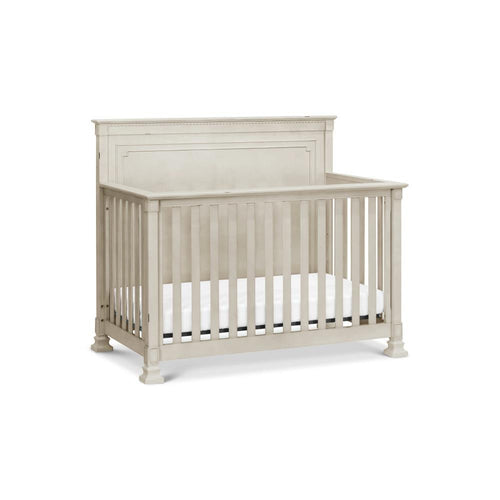 Franklin & Ben Nelson 4 in 1 Convertible Crib in Distressed White