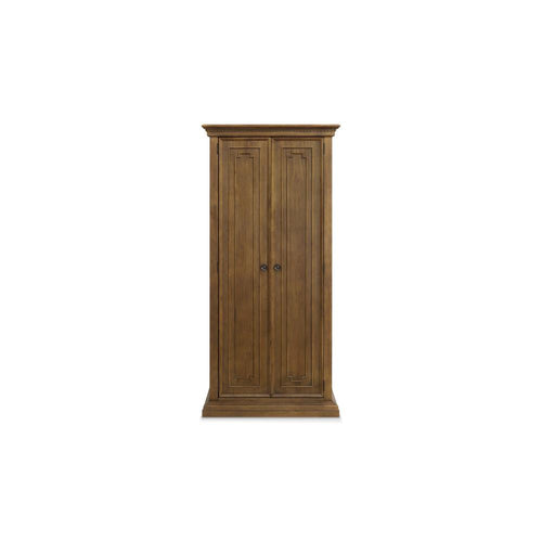 Franklin & Ben Nelson Armoire in Rustic Natural