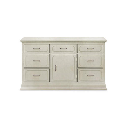 Franklin & Ben Oliver Double Dresser in Grey Mist