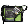 JJ Cole Metra Diaper Bag in Midnight Clover