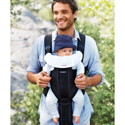 Baby Bjorn Bib for Baby Carrier in White (Set of 2)
