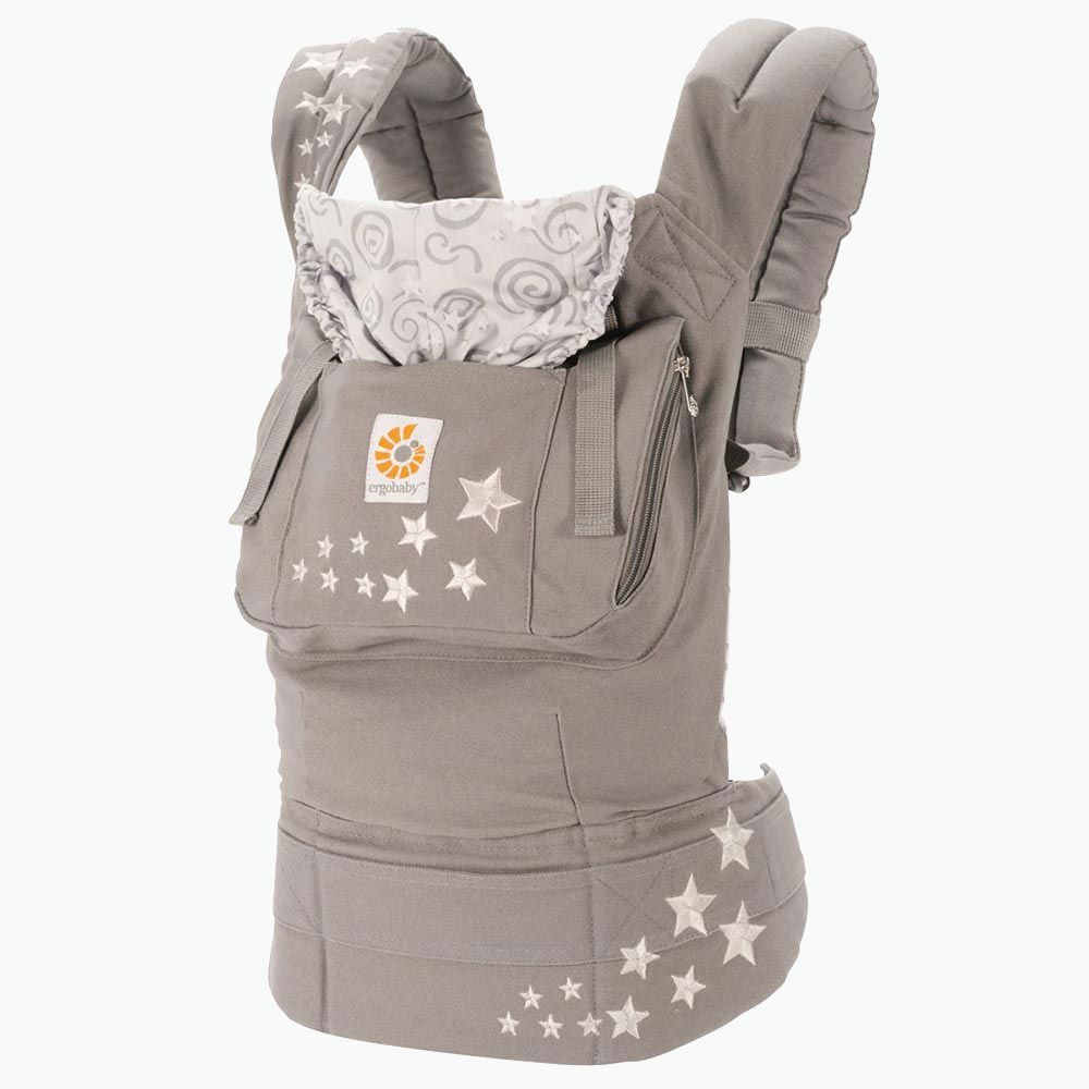 Ergobaby Adapt 3 Position Carrier in Galaxy Grey