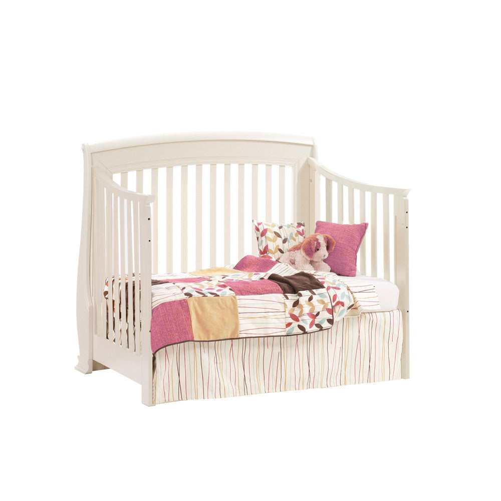 Natart Bella 5-in-1 Convertible Crib without rails