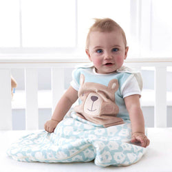 Grobag Baby Sleeping Bags 1.0 Tog Bennie the Bear