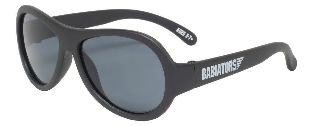Babiators Original Navigator Black Ops Black Junior