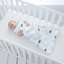 Grobag Baby Sleeping Bags 1.0 Tog Busy Bears