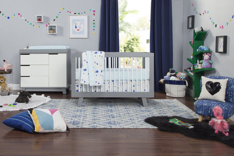 Babyletto Hudson 3-drawer changer dresser without removable changing tray
