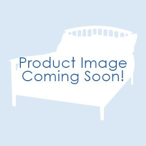 "Natart Cortina Twin Bed 39"" with Rails"