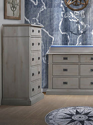 Natart Cortina 5 Drawer Dresser
