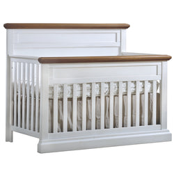 Natart Cortina 5-in-1 Convertible Crib