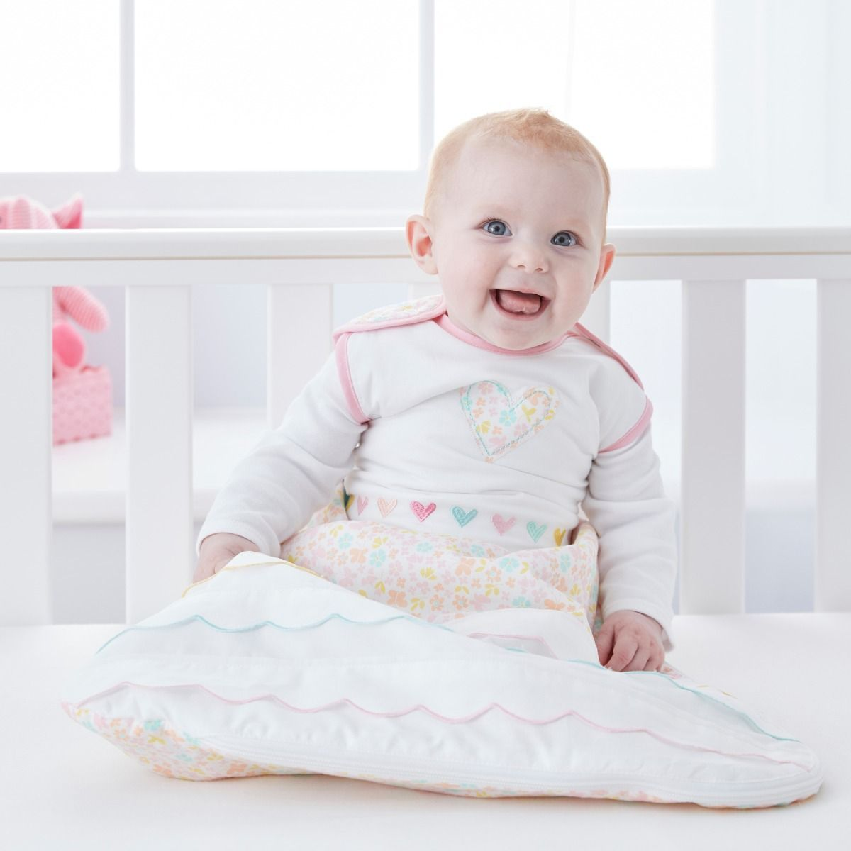 Grobag Baby Sleeping Bags 1.0 Tog Doll House