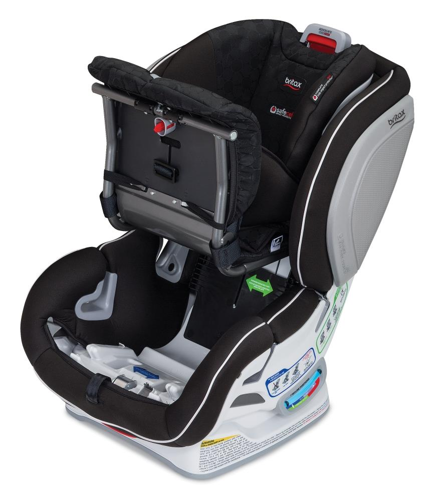 britax advocate clicktight convertible car seat lusso kids inc. Black Bedroom Furniture Sets. Home Design Ideas