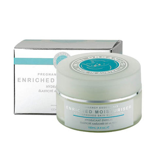 miniOrganics For Mom Enriched Moisturizer / Hydratant Enrichi
