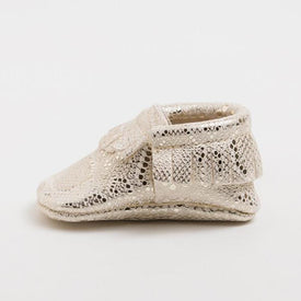 Freshly Picked Moccasin Baby Shoes in Merci