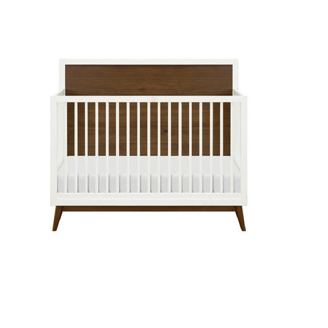 Babyletto Palma 4 In 1 Convertible Crib With Toddler Bed Conversion