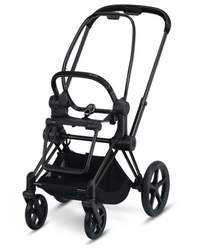 Cybex Priam Matte Black Frame