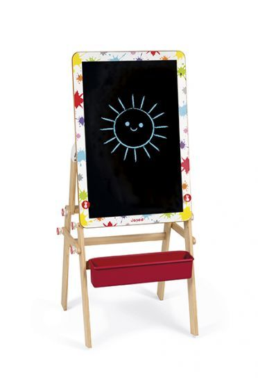 Janod Splash 2 in 1 Easel
