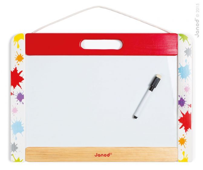 Janod Splash Board with letters