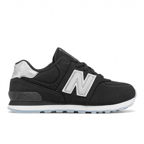 New Balance Luxe Rep Shoes in Black