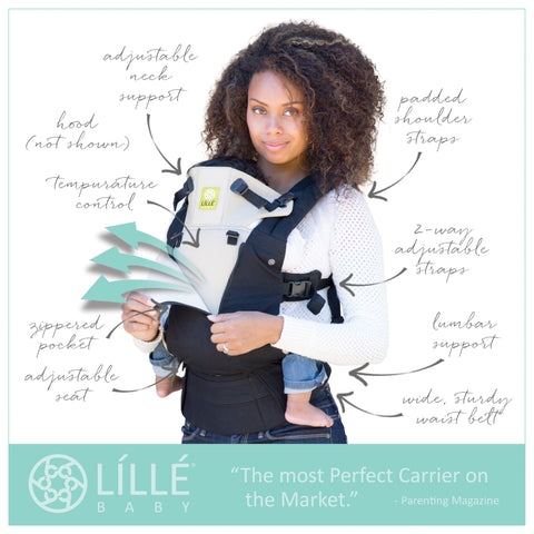 Lillebaby Complete All Season Prints in Spot On