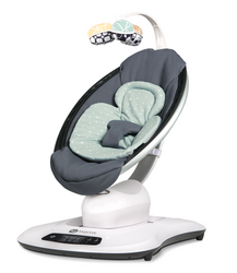 4moms mamaRoo 4.0 in Grey Mesh