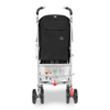 Maclaren Techno XT Stroller in Black/Silver (FLOOR MODEL)