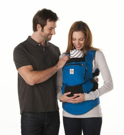 Ergo Baby Performance Carrier in True Blue and Black
