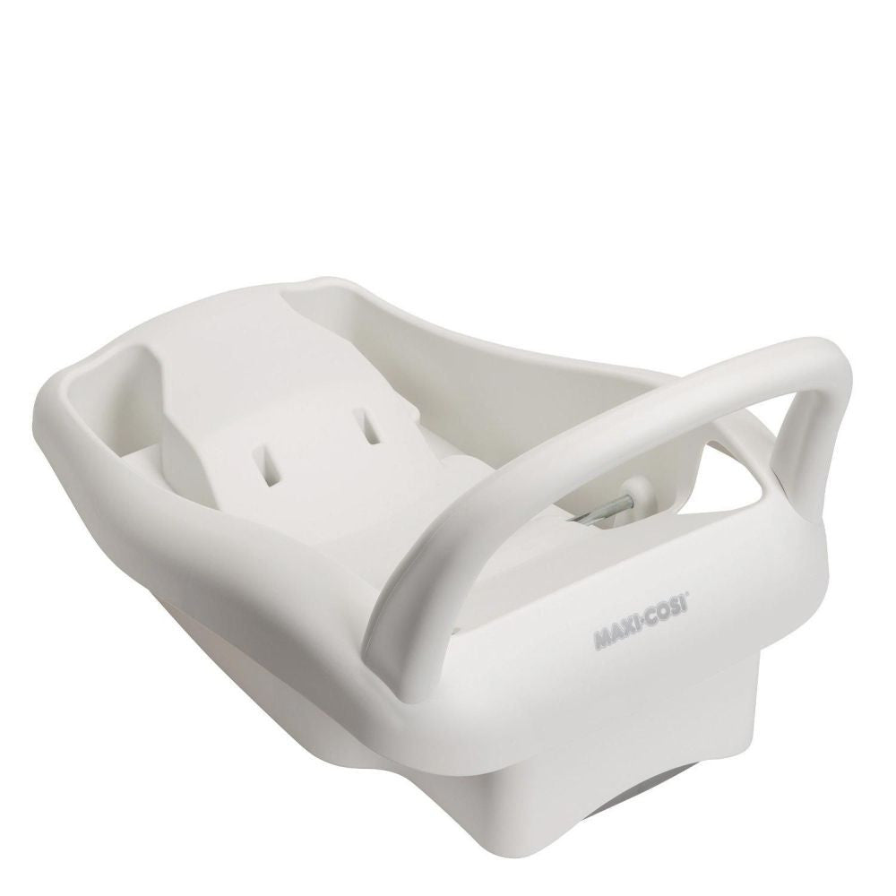 Maxi Cosi Mico Max Base Car Seat in White