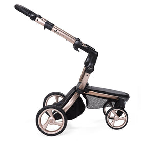 Mima Xari Stroller Base in Rose Gold
