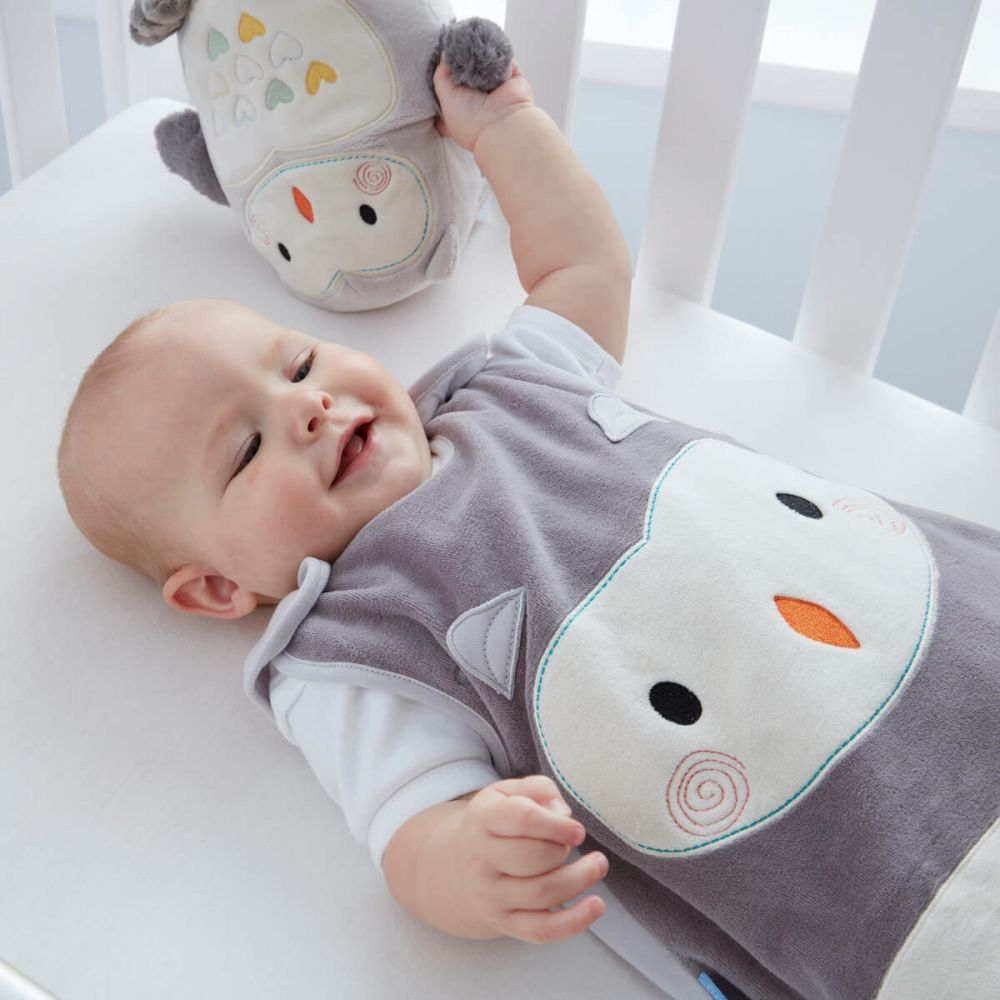 Grobag Baby Sleeping Bags 1.0 Tog Ollie the Owl