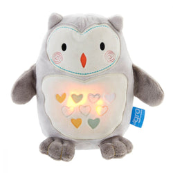 Grofriends Ollie the Owl - Light and Sound Sleep Aid