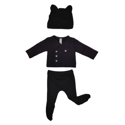 09ca961aa913 Earth Baby Outfitters French Terry 3 pc Newborn Gift Set – Lusso ...