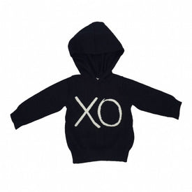 Earth Baby Outfitters Cotton Knit Jackets and Pullovers in XO Hoodies