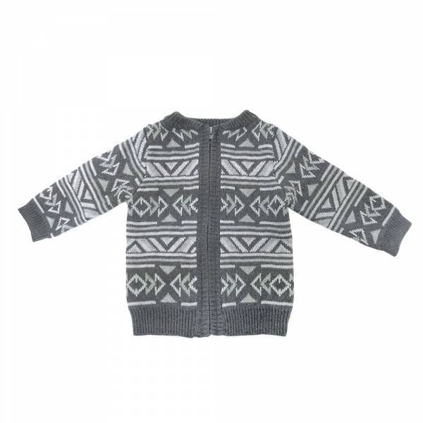 Earth Baby Outfitters Cotton Knit Jackets and Pullovers in Tribal Jacket