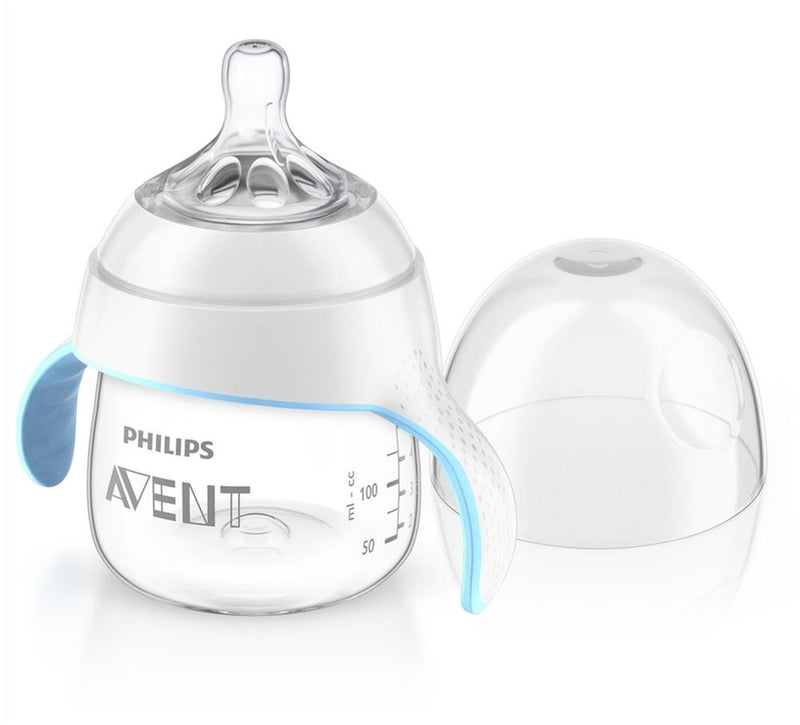 Philips Avent My Natural Trainer Cup 5oz Single in Clear
