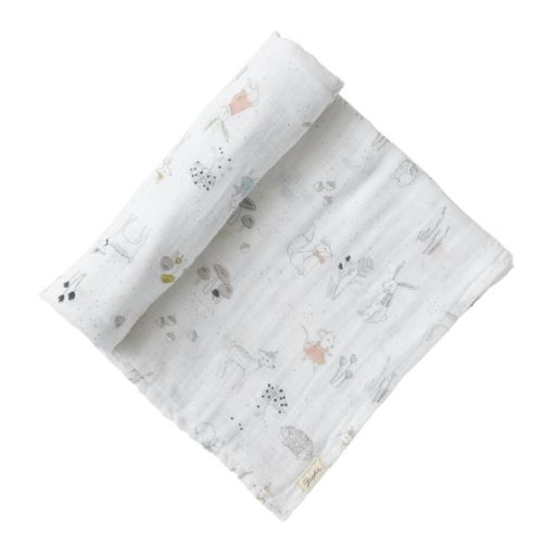 Pehr Designs Swaddles in Magical Forest