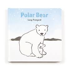 Jellycat Polar Bear Book