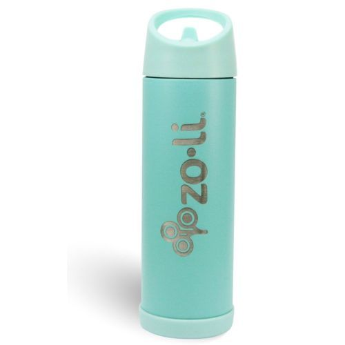 POW PIP Double Walled Insulated SS 18oz Water bottle - Mint