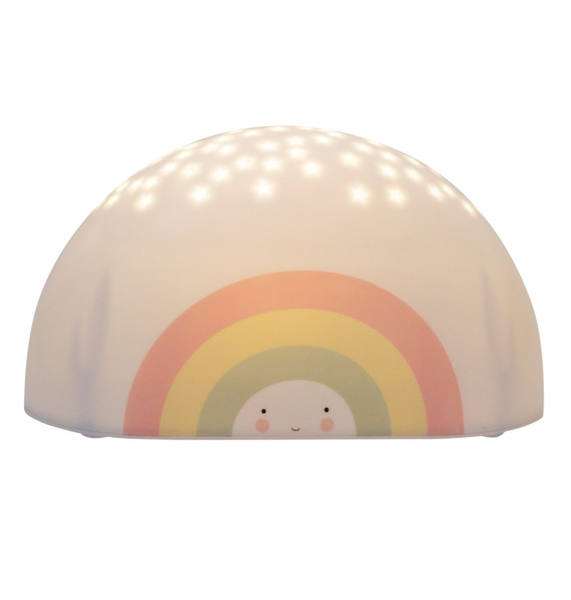 A Little Lovely Company Projector light Rainbow