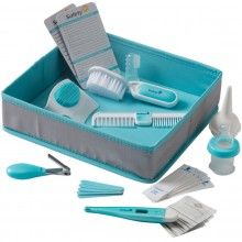 Safety 1st Ready! Growing Baby Nursery Kit in Arctic Blue