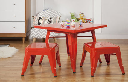 Babyletto Lemonade Playset in Strawberry Red