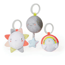 Skip Hop Silver Linings Cloud Collection Ball Trio