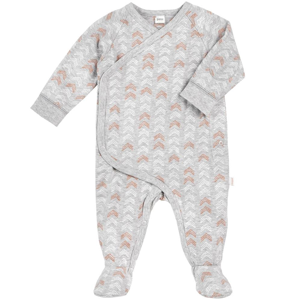 Petit Lem Baby Sleeper Knit in K716B