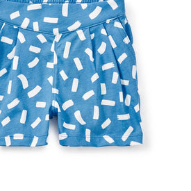 Tea Collection Boab Boat Dock Shorts in Atlas Blue