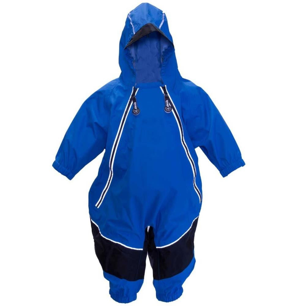 Calikids Waterproof Splash Suit in Blue
