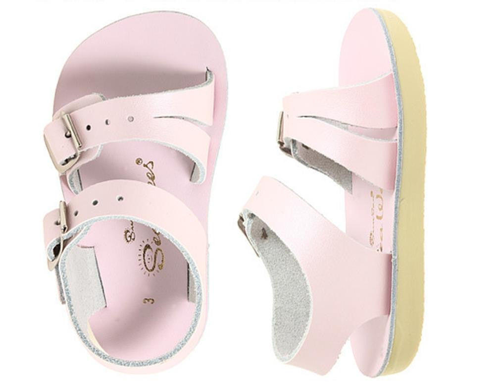Salt Water Sandals Sea Wees Infant in Pink