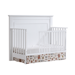 Natart TAYLOR CONVERTIBLE CRIB TO DOUBLE & Dresser Set (Floor Model)
